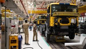 Daimler stoppt seine Aktivitäten in Iran