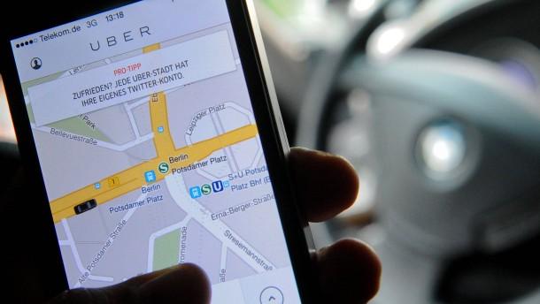 Ermittlungen gegen Uber auf der ganzen Welt