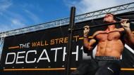 Muskelspiele an der Wall Street