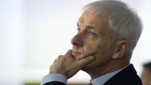 Amerikanische Anwälte nehmen VW-Chef Müller ins Visier