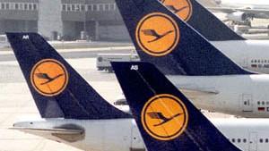 Warnstreiks: Lufthansa streicht Inlandsflüge