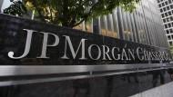Der mit Abstand höchste Nettogewinn unter den amerikanischen Banken: JP Morgan Chase mit umgerechnet 23,4 Milliarden Euro