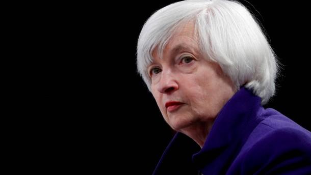 Yellen trommelt wegen Gamestop die Finanzaufseher zusammen