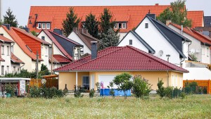 Warum junge Deutsche sich kein Eigenheim leisten