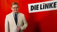 Bodo Ramelow wird am kommenden Freitag sehr wahrscheinlich zum Ministerpräsidenten von Thüringen gewählt.