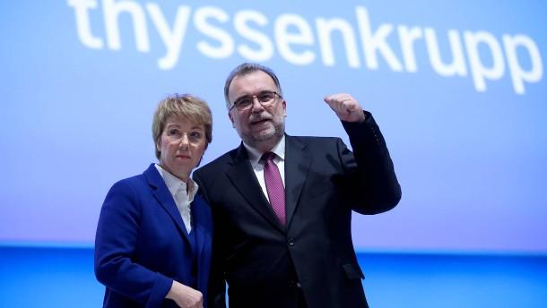 Russwurm soll neuer BDI-Chef werden