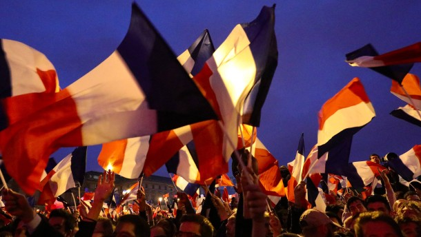 """""""Gemeinsam, Frankreich!"""""""