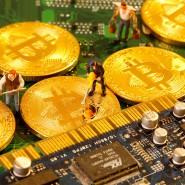 Digitales Gold? Der Bitcoin befindet sich in einem Boom.
