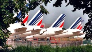 Air France auf Erfolgskurs