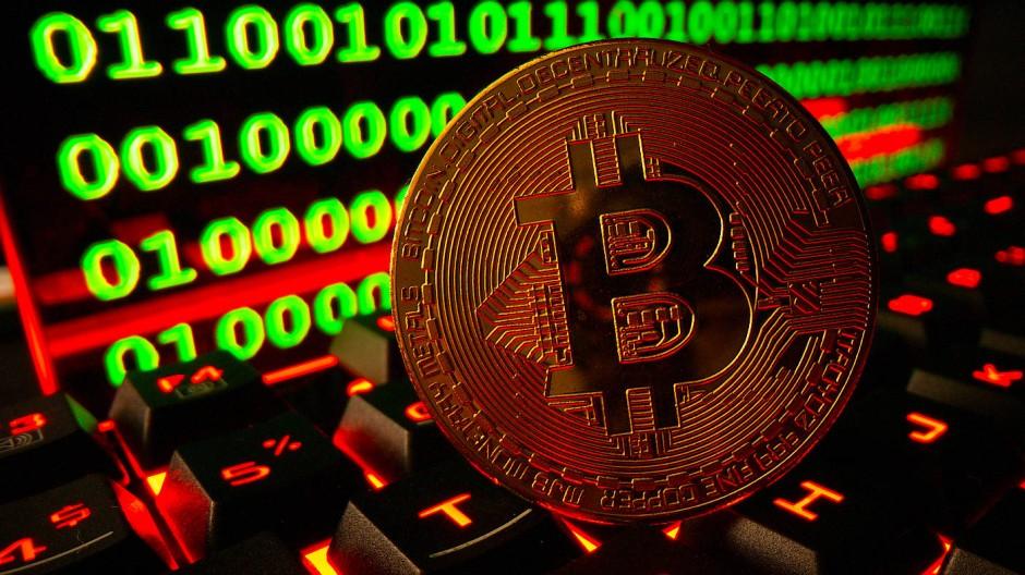 Der Bitcoin gab in Folge der Nachricht nach.