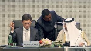 Russland: Wir erwägen eine höhere Ölförderung