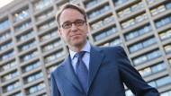 Bleibt Jens Weidmann Chef der Bundesbank? Oder rückt er an die Spitze  der EZB?