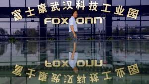 Foxconn will Fabriken in Amerika eröffnen