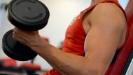 9 Millionen Deutsche gehen ins Fitness-Studio