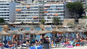 Jetzt gilt die neue Touristensteuer auf Mallorca