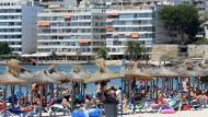 Ab in den Süden - auf Mallorca ist ab heute eine neue Touristensteuer fällig.