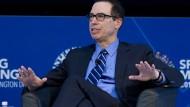 Amerikas Finanzminister unversöhnlich gegenüber Deutschland