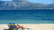 Viel Gehalt - viel Urlaub