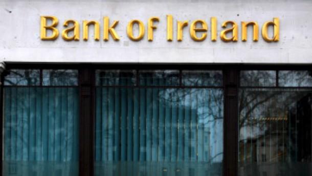 Irland beteiligt sich an größten Banken des Landes