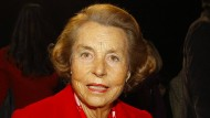 Liliane Bettencourt im Januar 2011