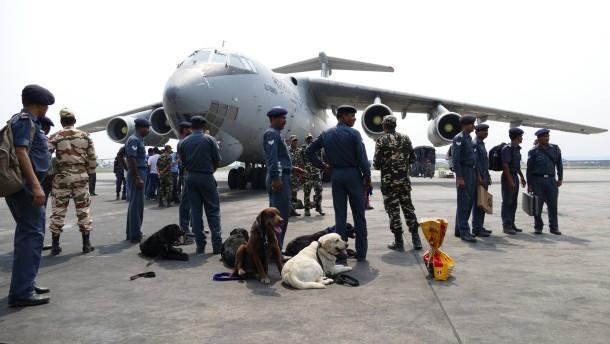 Nepal braucht deutsche Organisation