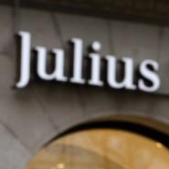 Die Privatbank Julius Bär muss momentan ungefähr eine Milliarde Franken im Jahr Negativzinsen überweisen an die Schweizer Notenbank.