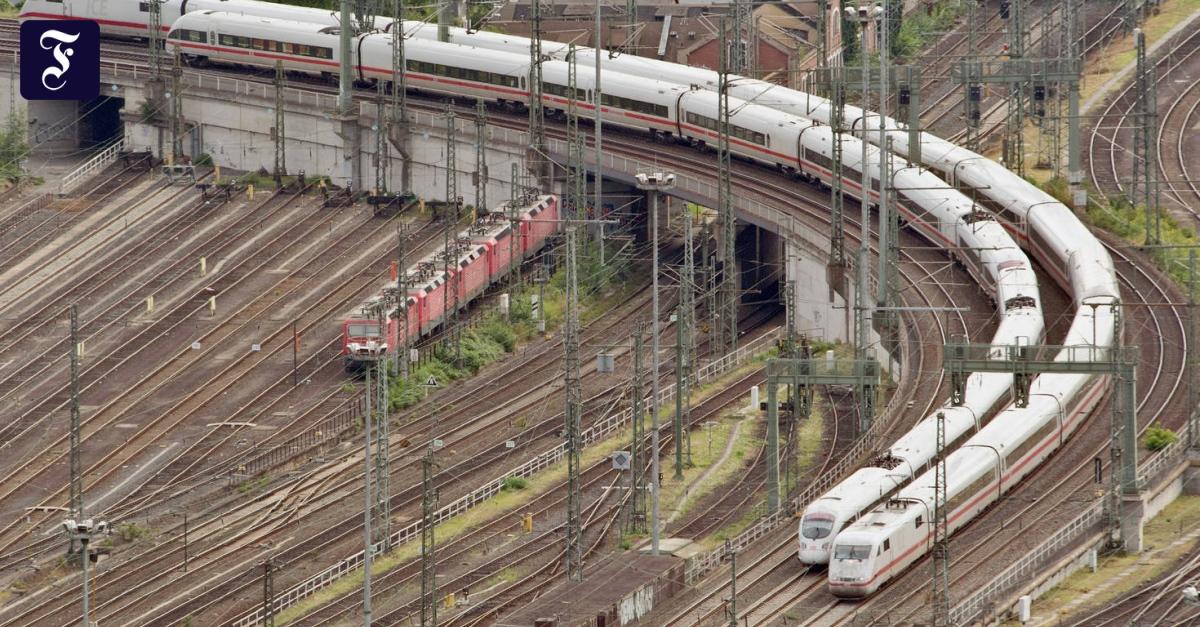 Nächster Streik Bahn
