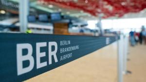 Polizeieinsatz gegen BER-Architekten Gerkan