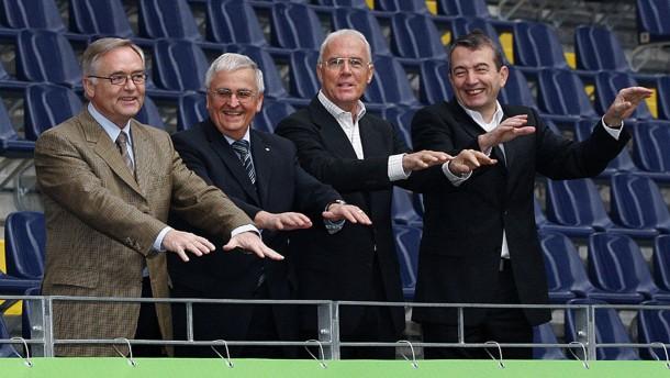 Dem DFB droht eine hohe Steuernachzahlung