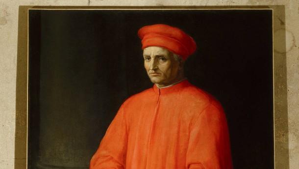 Porträt von Francesco Datini