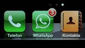 Smartphones würgen das SMS-Geschäft ab