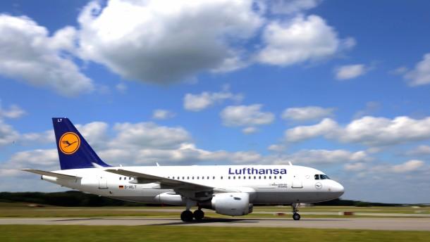 Lufthansa-Chef kassiert Ziel seines Vorgängers