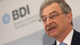 BDI-Chef warnt davor, Huawei auszuschließen