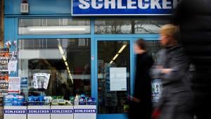 Schlecker beantragt KfW-Kredit
