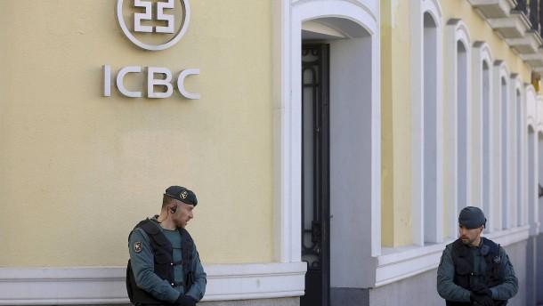Geldwäsche-Verfahren gegen chinesische Großbank