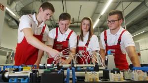 Ein Wunder am deutschen Arbeitsmarkt