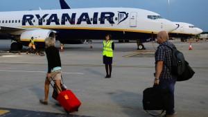 Fallen bei Ryanair noch mehr Flüge aus?