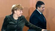 Merkel und Gabriel suchen den Bürgerwillen