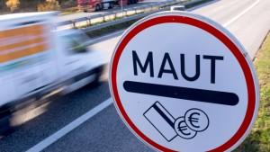 EU-Kommission verklagt Deutschland wegen Pkw-Maut