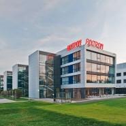 Die Aixtron-Zentrale in Herzogenrath: Für 676 Millionen Euro will ein chinesischer Investor den Chip-Anlagenbauer kaufen.
