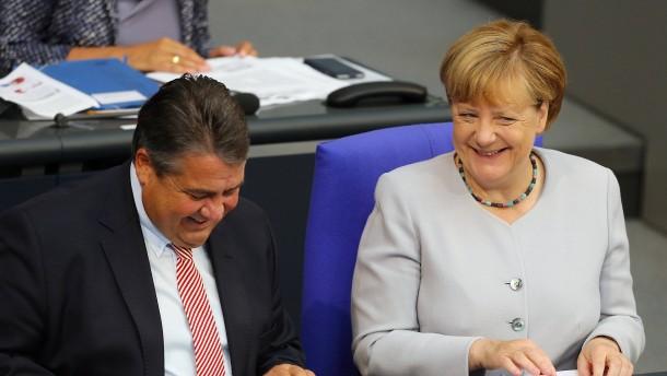 Merkel will TTIP zu Ende verhandeln