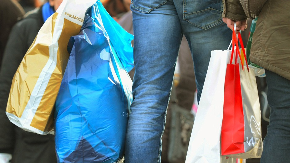 Vieles dreht sich momentan um die Plastiktüten