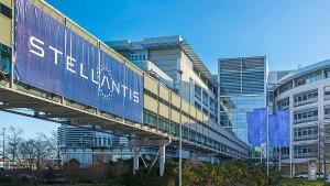 Autokonzern Stellantis konnte 190.000 Fahrzeuge nicht bauen