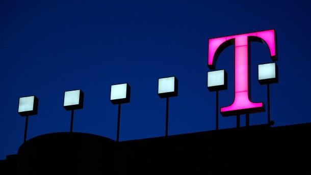 Störungen im Festnetz der Telekom