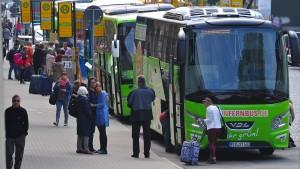 Fernbusse befördern so viele Fahrgäste wie nie zuvor