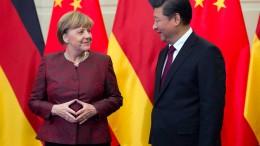 """""""China hat viele Versprechen nicht umgesetzt"""""""
