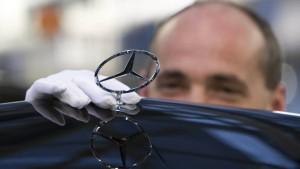 Mercedes steigt ins Geschäft mit Pickups ein