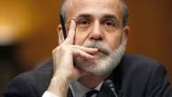 Bernanke berät Hedgefonds
