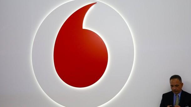 Vodafone schafft mehr als 2000 neue Stellen in Großbritannien