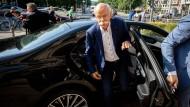 Der Daimler-Vorstandsvorsitzende Dieter Zetsche war an diesem Montag in Berlin beim Verkehrsminister.